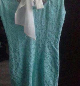 Платье для стройняшки