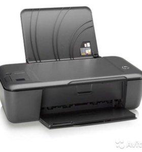 Принтер со сканером ,в рабочем состоянии
