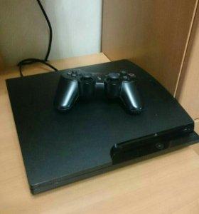 PlayStation 3 (150 GB) Slim Black