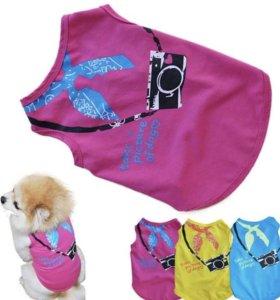 Одежда для Животных новая
