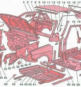Мелкосрочный кузовной ремонт