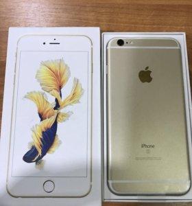 iPhone 6S plus (64) gold