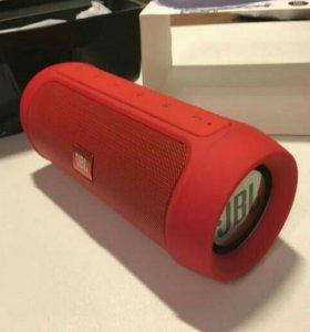 Портативная колонка JBL Charge 2+ с Bluetooth, AUX