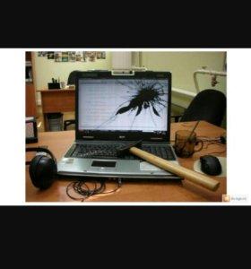Починим ноутбук