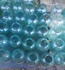Банки стеклянные 3 литра.