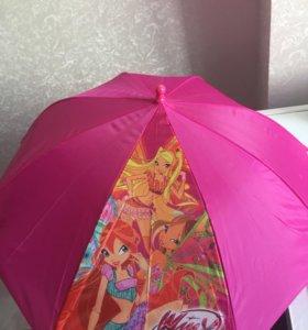 Зонт для маленькой принцессы