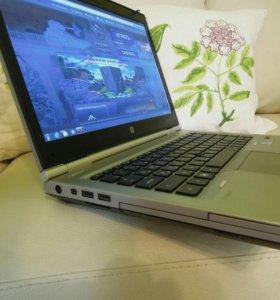 Крутой HP в металле на. Core i5