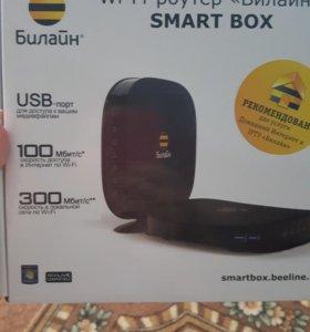 Smart Box, роутер