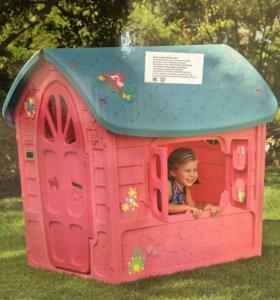 Домик игровой Barbie house limited edition (новый)