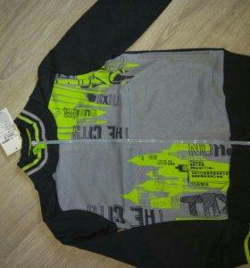 Новая одежда на мальчика р116 и 122