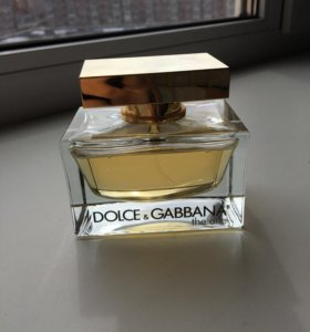 Духи (оригинал)Dolce & Gabbana the one