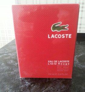 """Туалетная вода Lacoste """" Eau De L12.L12 Rouge"""" 100"""