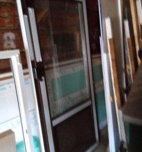 Межкомнатная дверь ПВХ Rehau