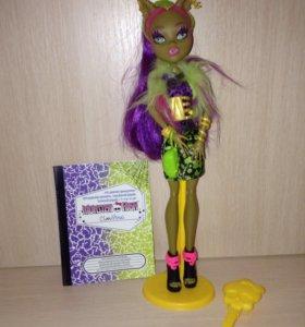 Кукла Monster High Кловенера
