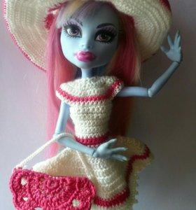 Одежда для куклы Monster high, летний аутфид