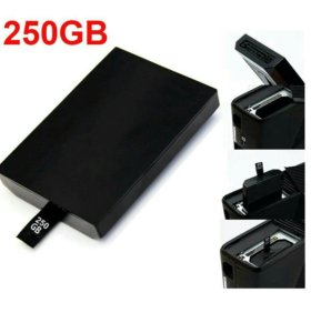 HDD 250 Gb Slim для Xbox 360
