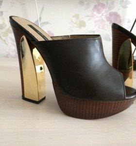 Туфли Новые( натур кожа)