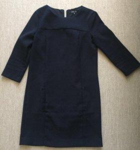 Платье темно-синего цвета INCITY