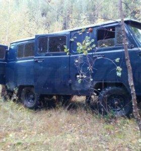 УАЗ Буханка, 1997