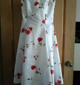 Платье 46-48р.