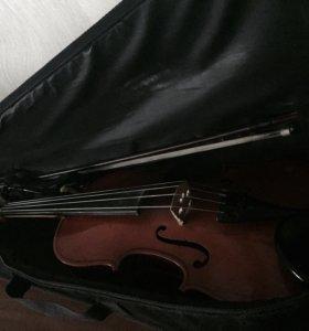 Комплект скрипка