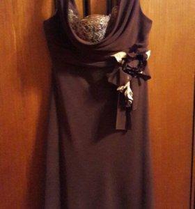 Вечернее платье (с подарком)