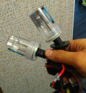 лампы ксенон h1
