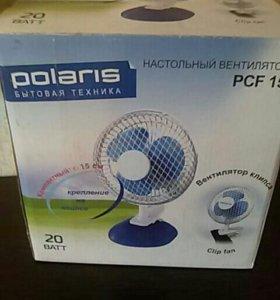 Вентилятор Polaris. Новый.