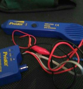 Детектор для проверки скрытой проводки