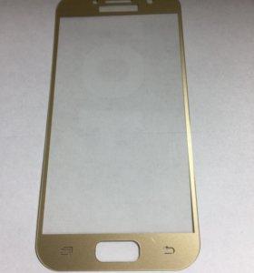 Чехлы и стёкла для Samsung серии А