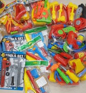 Наборы инструментов для детей