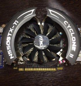 Nvidia GeForce n550GTX Ti