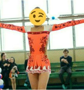 Платье для художественной гимнастики