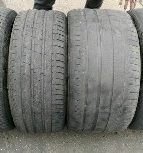 Разноширокие летние шины:305/30ZR20 245/35ZR20