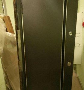 Металлическая дверь Regidoors Норд с Терморозрывом