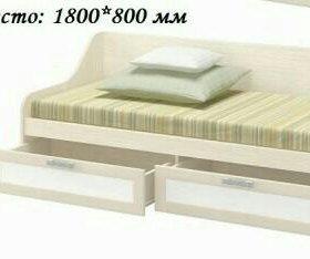 Кровать Юnior 7