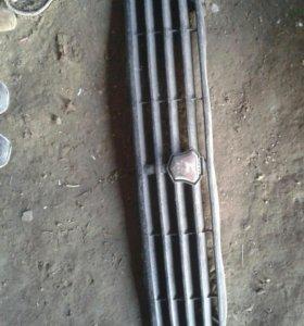 Решетки радиатора на газель