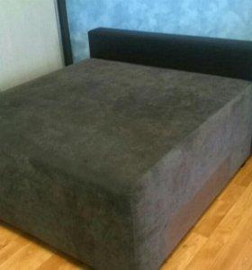 Элементы мягкой мебели (пуфики)