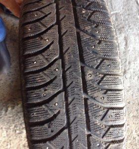 Шины зимние  Bridgestone 4шт