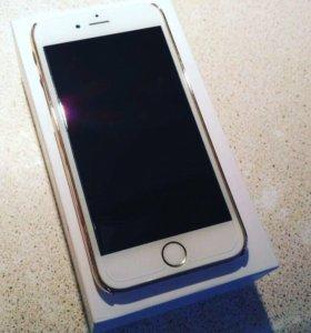 IPhone 6,Gold,16 Gb