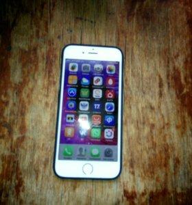 Iphone 6,Silver 16 Gb