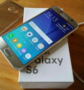 Samsung Galaxy S6 64gb Duos Ростест