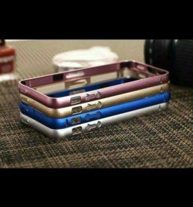 Бампер iphone 5 5s