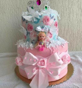 Торт из merries
