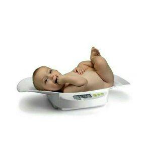 Весы для новорожденных  Laica Я расту