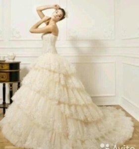 Свадебное платье от Irina lux