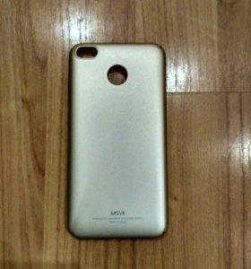 Бампер на телефон Xiaomi Redmi 4x