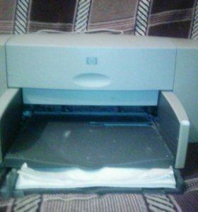 Принтер hp цветной струйник