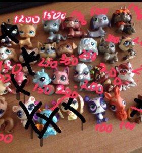 Lps ( littlest pet shop, лпс, петы)