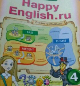 Английский язык 4 класс 2 часть